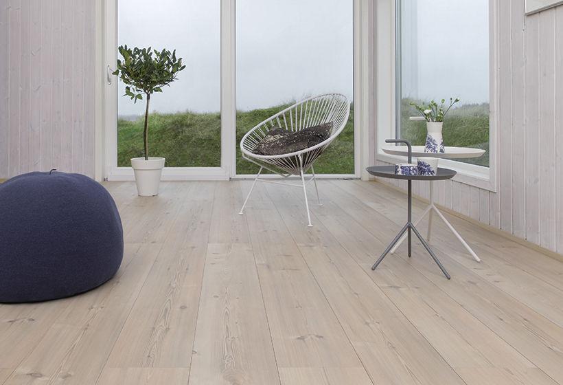 Hdf Laminate Flooring Hpl Floating Residential