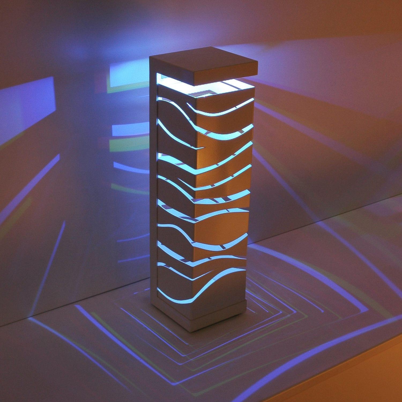 Standing Metal Custom Original Floor Lamp Design Bplan JK1c3TFl