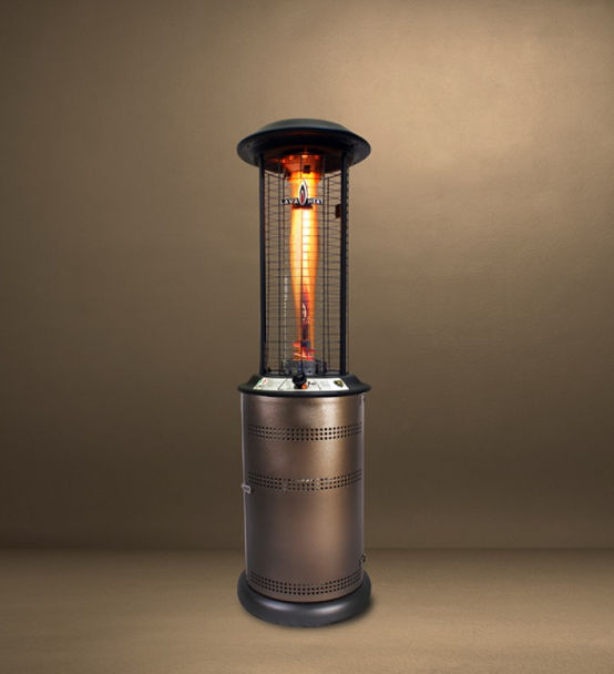 Floor Mounted Infrared Patio Heater