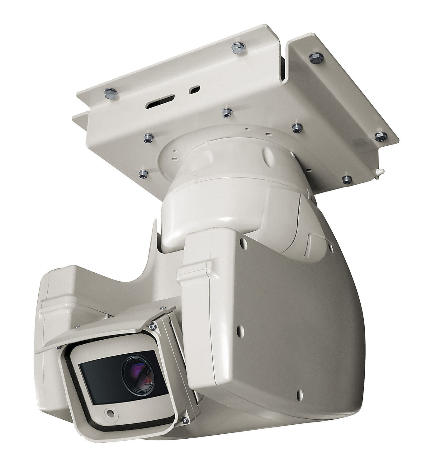 PTZ security camera / IP / surface-mounted / indoor - ULISSE