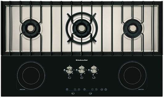 Vitroceramic Cooktop Khmf 9010 I Kitchenaid France Gas Dual Fuel 5 Burners