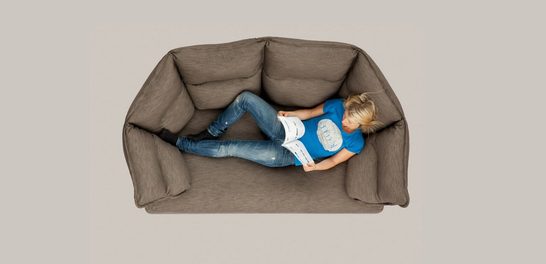 Super Contemporary Sofa Fabric By Inga Sempe 3 Seater Pabps2019 Chair Design Images Pabps2019Com