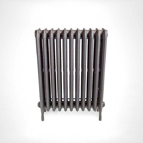 Hot Water Radiator Cast Iron Contemporary Horizontal