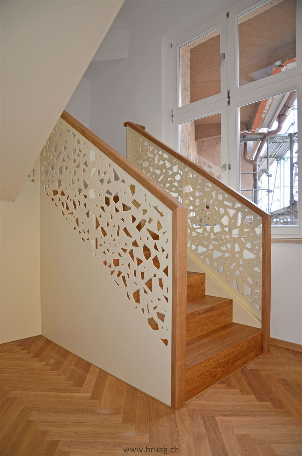 Cover Decorative Panel Wood For Railing For Interior