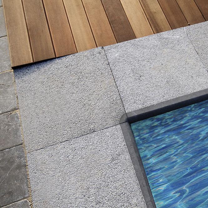 Stone swimming pool coping SARAH Bauma-stone