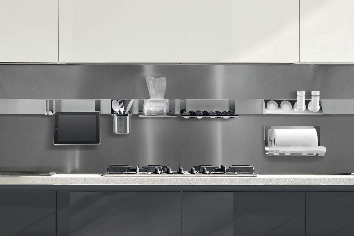 Wall Mounted Shelf Magnetika Kitchen