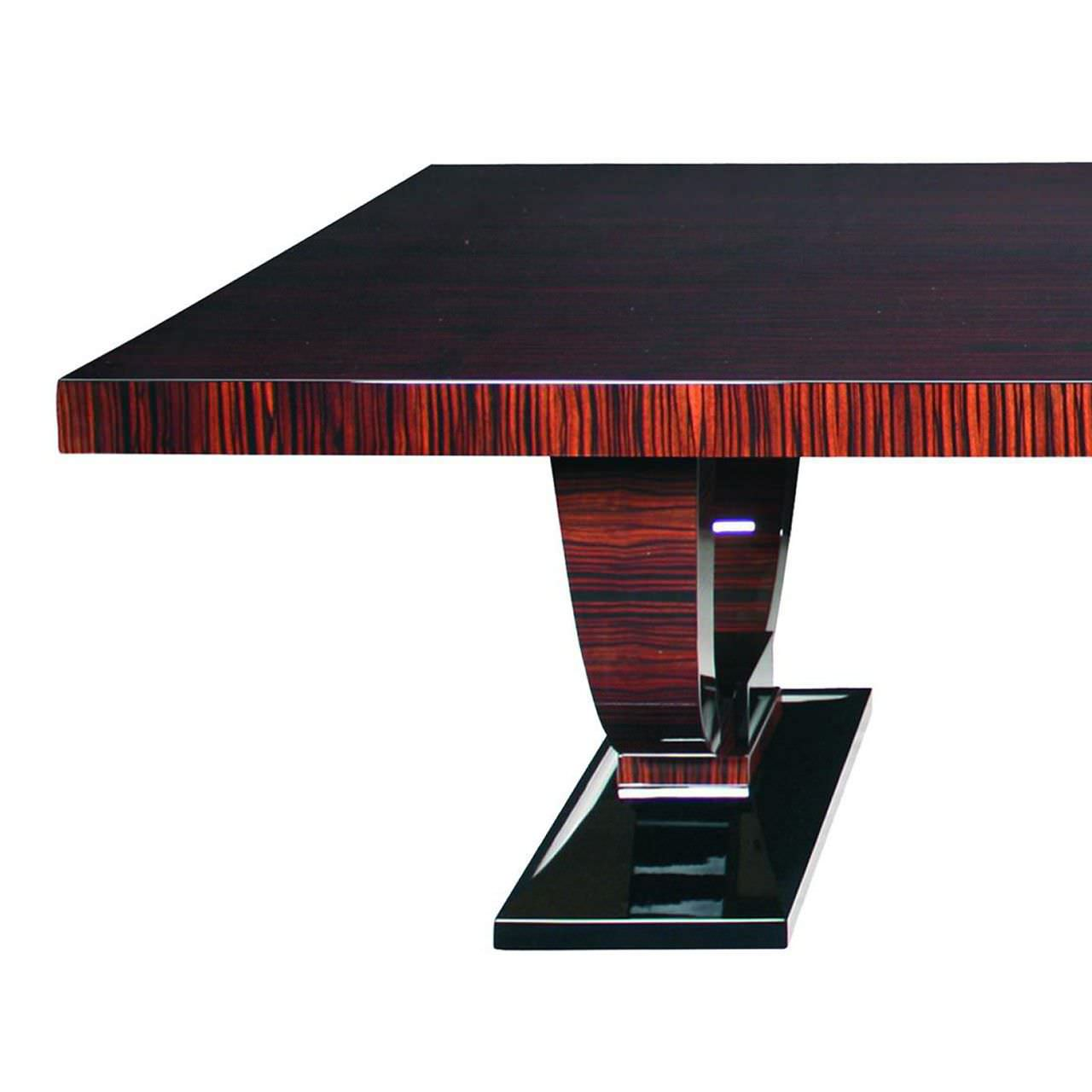 Tavolo Pranzo Art Deco art deco conference table - t033 - cygal art deco gmbh & co