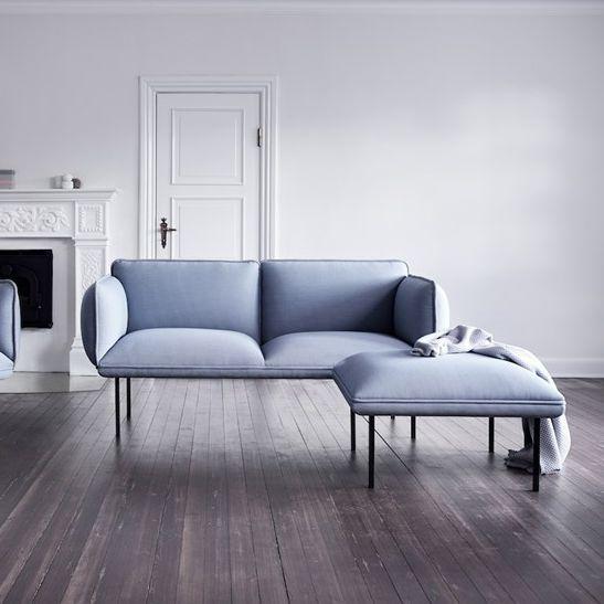 Fine Contemporary Ottoman Fabric Square Rectangular Nakki Machost Co Dining Chair Design Ideas Machostcouk