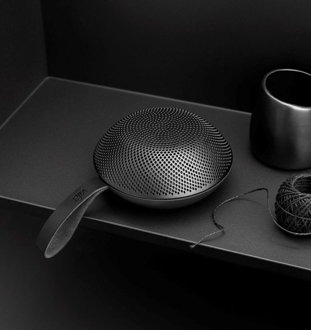 Nomad speaker / wireless / Bluetooth / aluminium REYKJAVIK Vifa