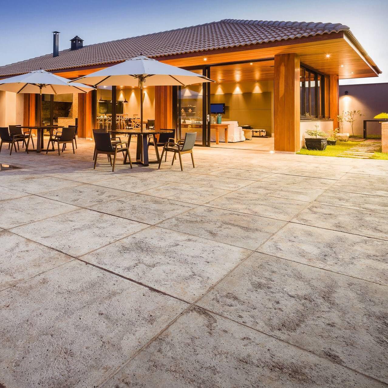 Concrete Flooring Etrusco