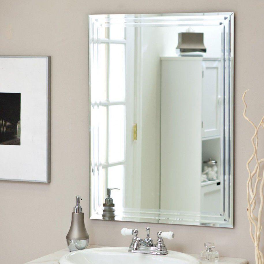 Wall Mounted Mirror Usluga Glass Contemporary Oval Rectangular
