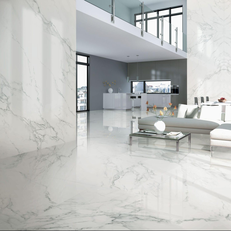 Indoor tile - STATUARIO - AVA Ceramica - wall / floor / porcelain ...