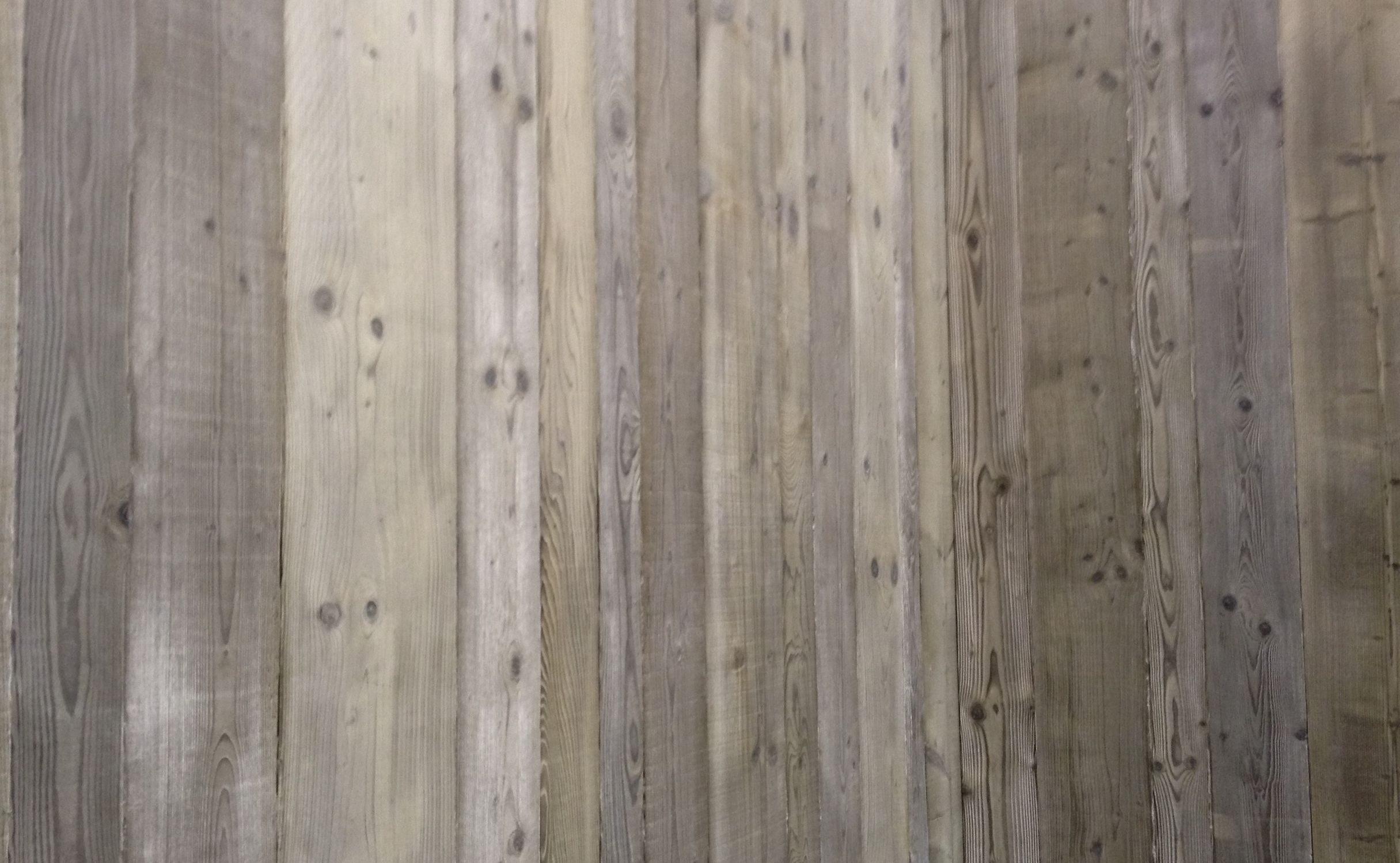 Wood Wall Cladding Interior Sound Absorbing Oxidised
