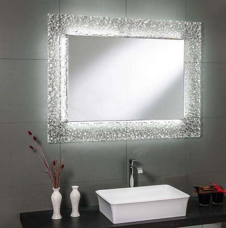 Wall Mounted Bathroom Mirror Venezia
