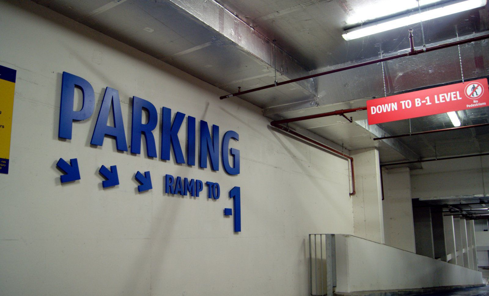 Wall-mounted signage plate / PVC / indoor / outdoor - SCI