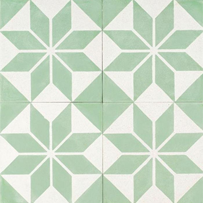 Bathroom Encaustic Cement Tile