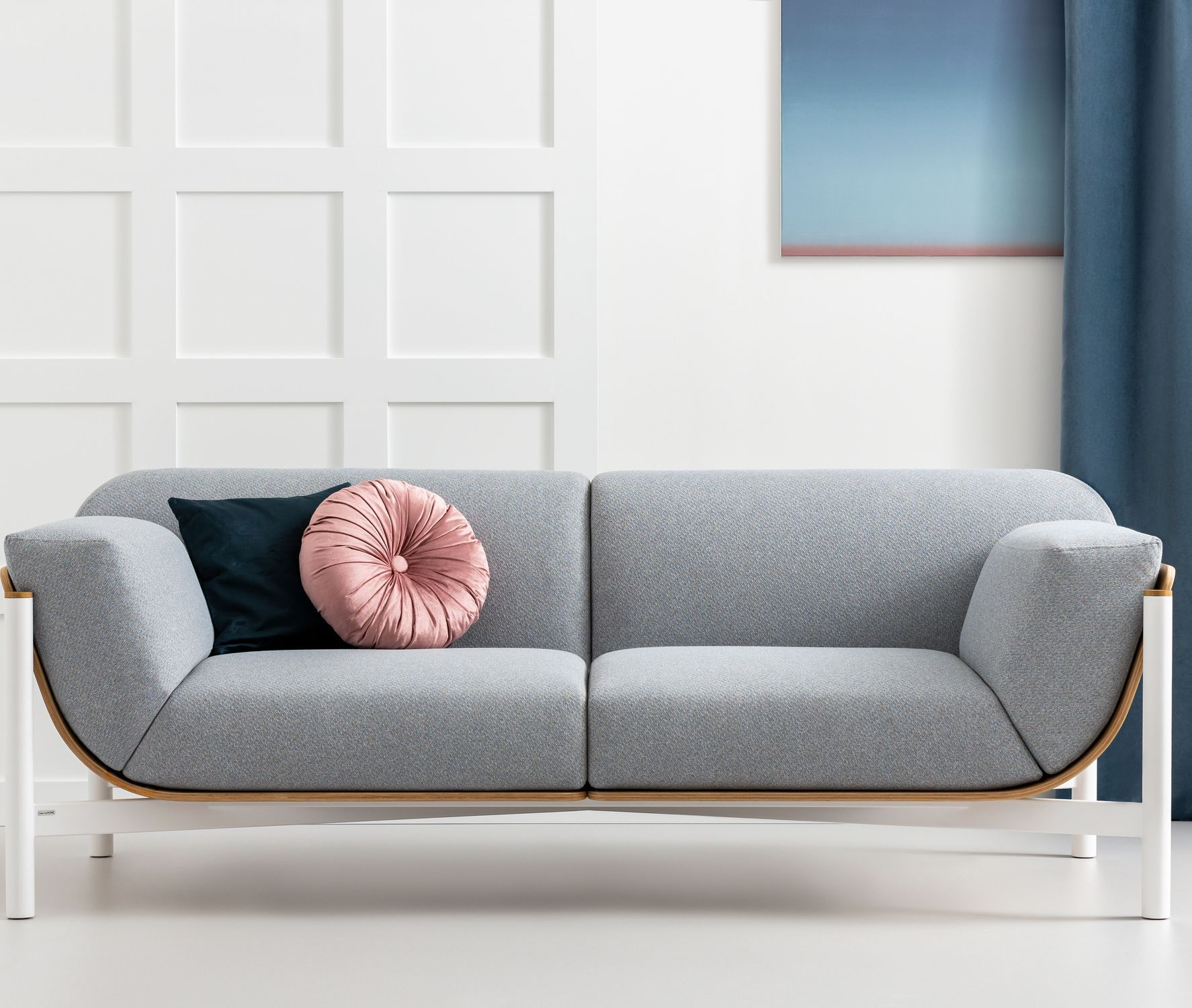 Contemporary sofa - VELO - take me HOME. - living room / water