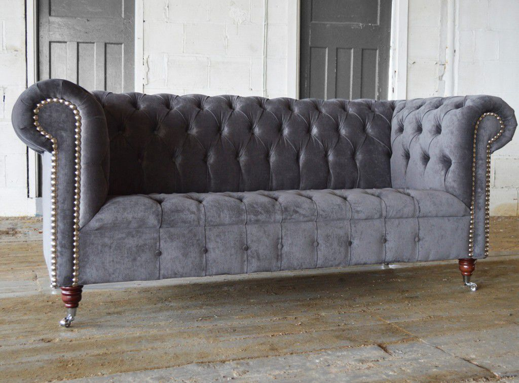 Chesterfield Sofa Edwardian Abode