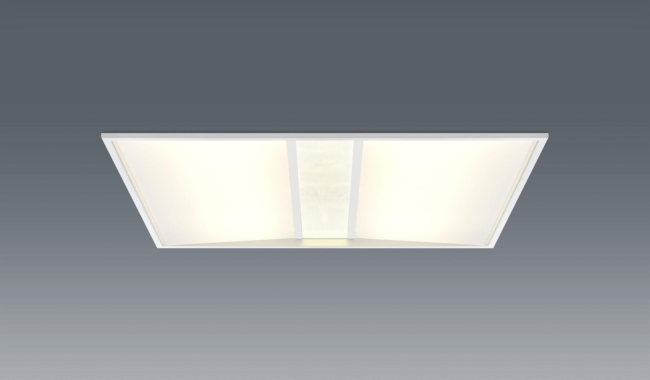Recessed Ceiling Light Fixture Led Square Steel