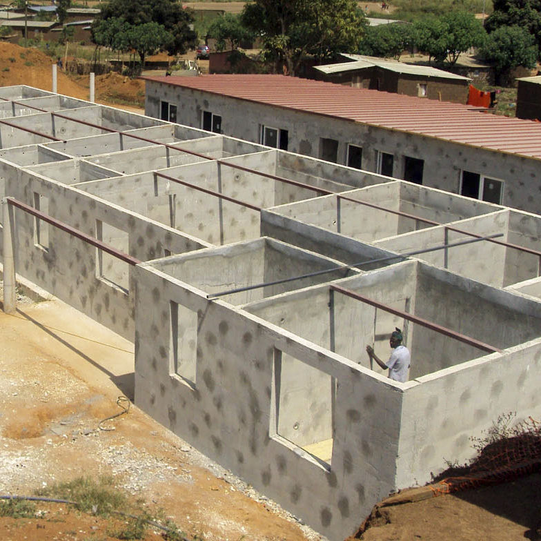 Cellular Concrete Block For Walls Insulated