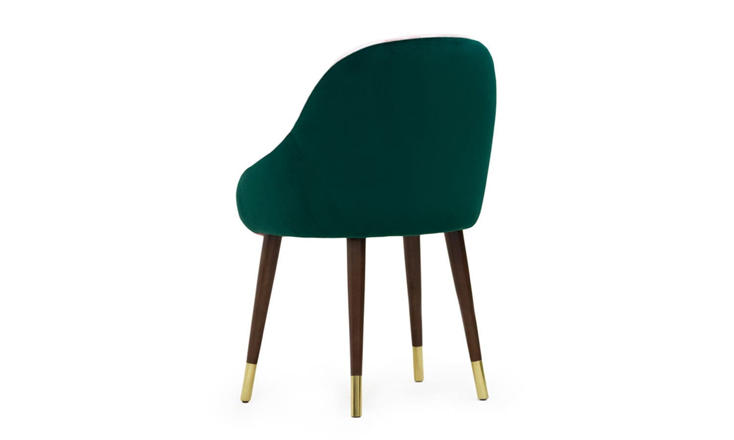 Contemporary Dining Chair Upholstered With Armrests Custom