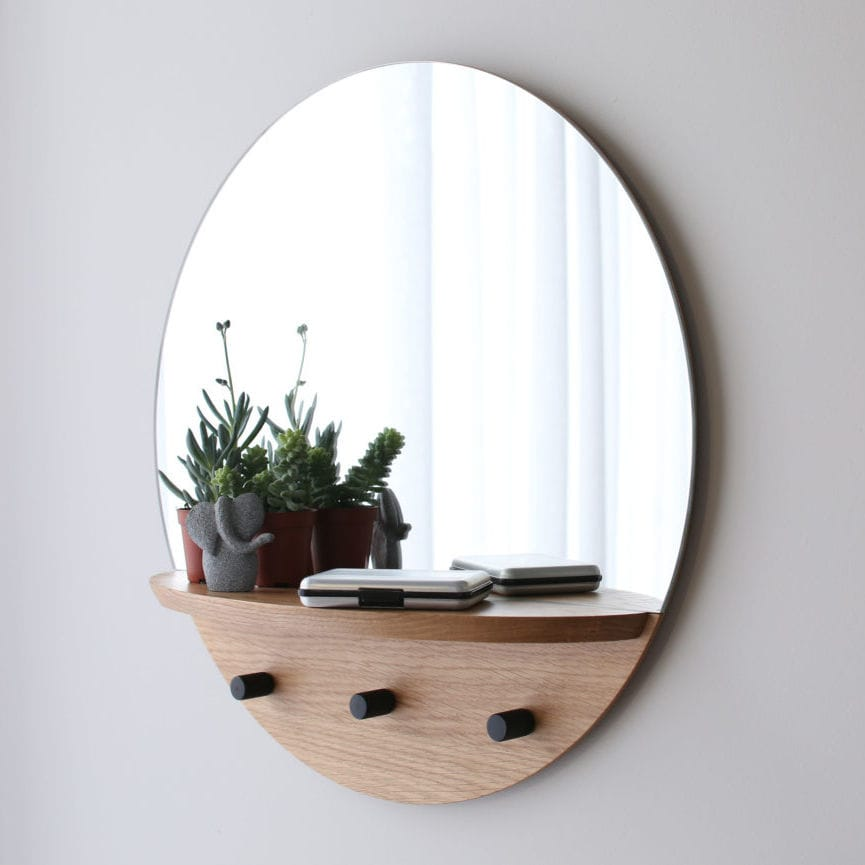 Wall Mounted Mirror Enzo Marks M