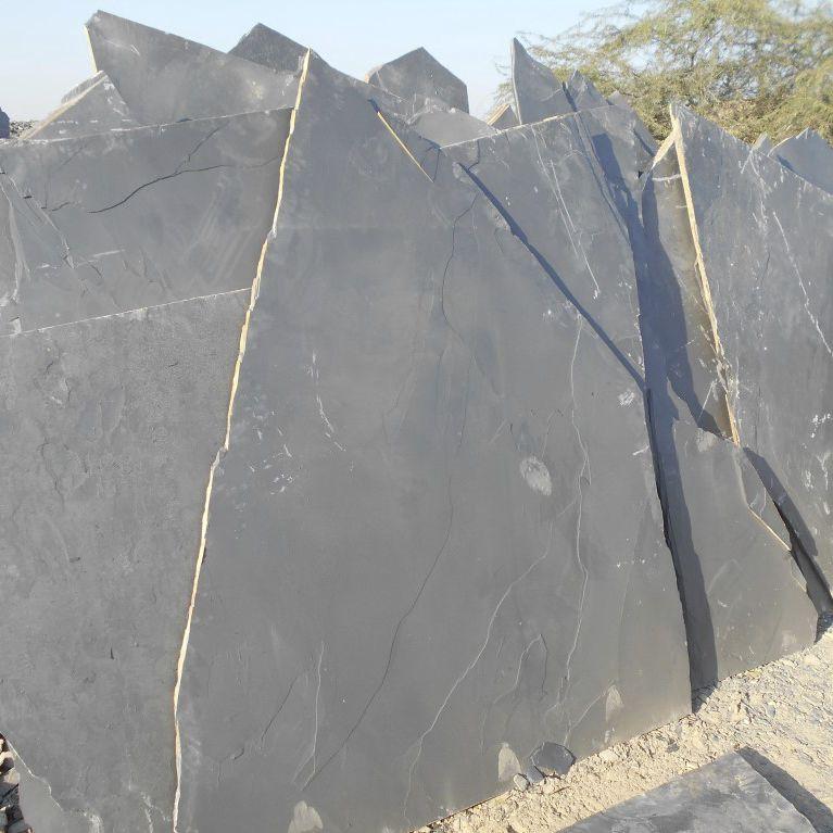 Slate Stone Slab Matte For Floors Flagstone