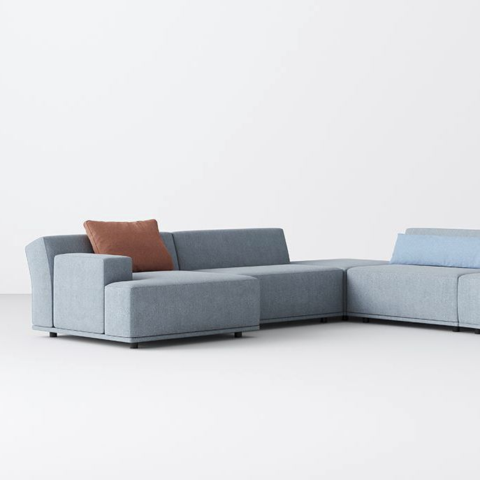Incredible Modular Sofa Contemporary Fabric Commercial Borough Ibusinesslaw Wood Chair Design Ideas Ibusinesslaworg