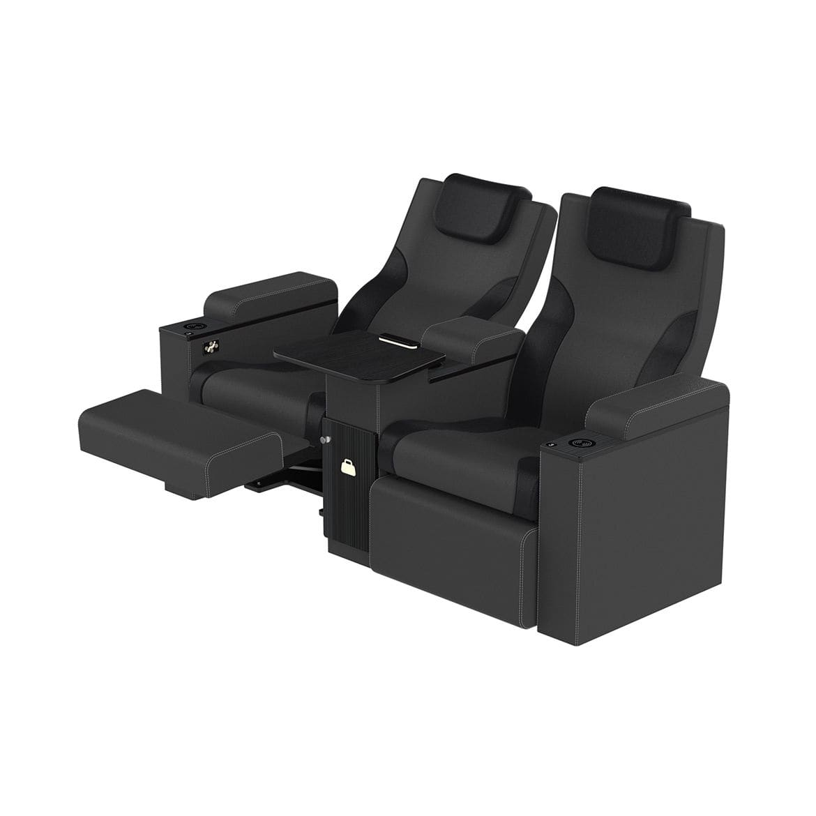 Pleasant Fabric Cinema Seating Leather Synthetic Leather With Evergreenethics Interior Chair Design Evergreenethicsorg