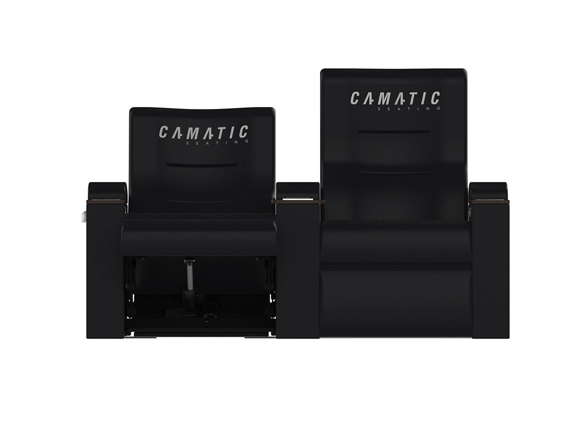 Wondrous Fabric Cinema Seating Synthetic Leather Upholstered Alphanode Cool Chair Designs And Ideas Alphanodeonline