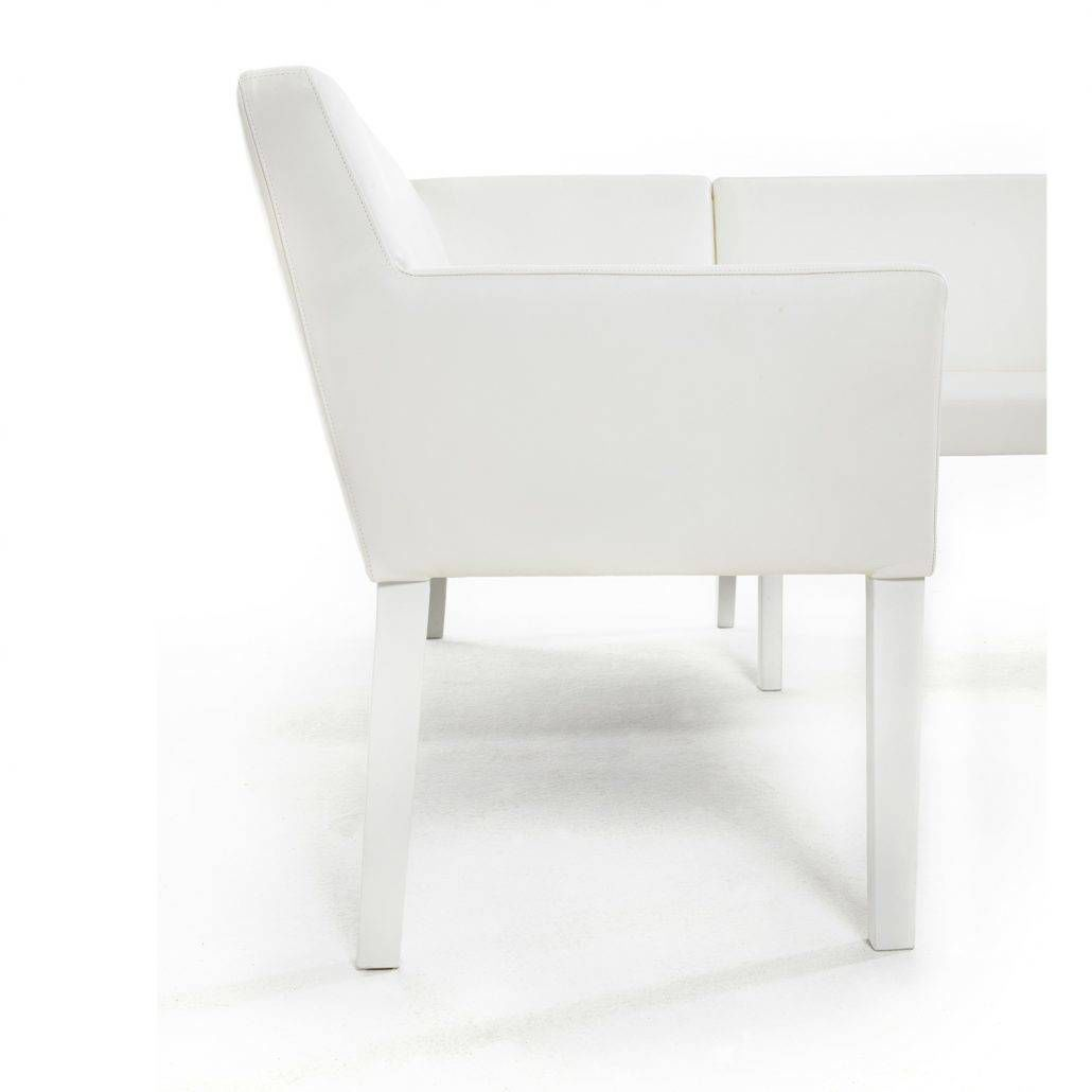 Marvelous Contemporary Upholstered Bench Leather Corner With Theyellowbook Wood Chair Design Ideas Theyellowbookinfo