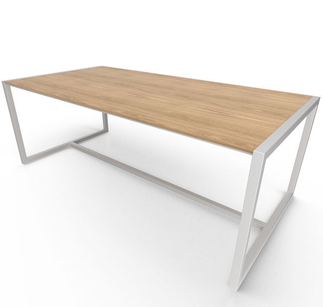 Contemporary Dining Table Wooden