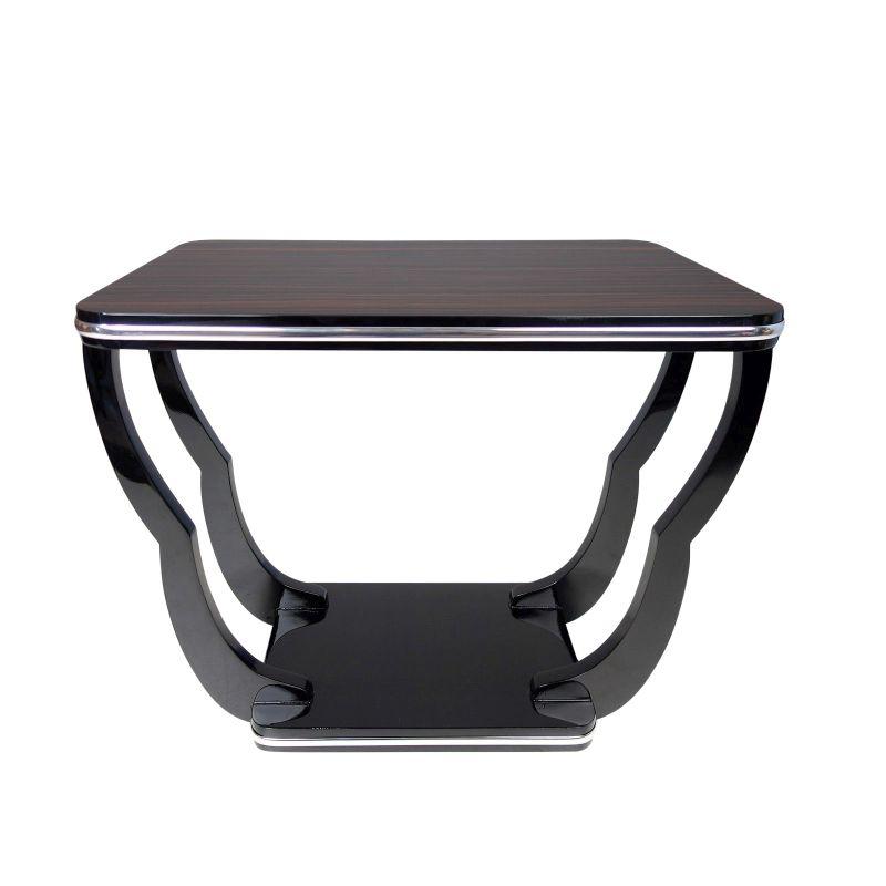 Art Deco Coffee Table Oam00530 Munsterland Gruppe Gmbh Co Kg Macassar Ebony Rectangular