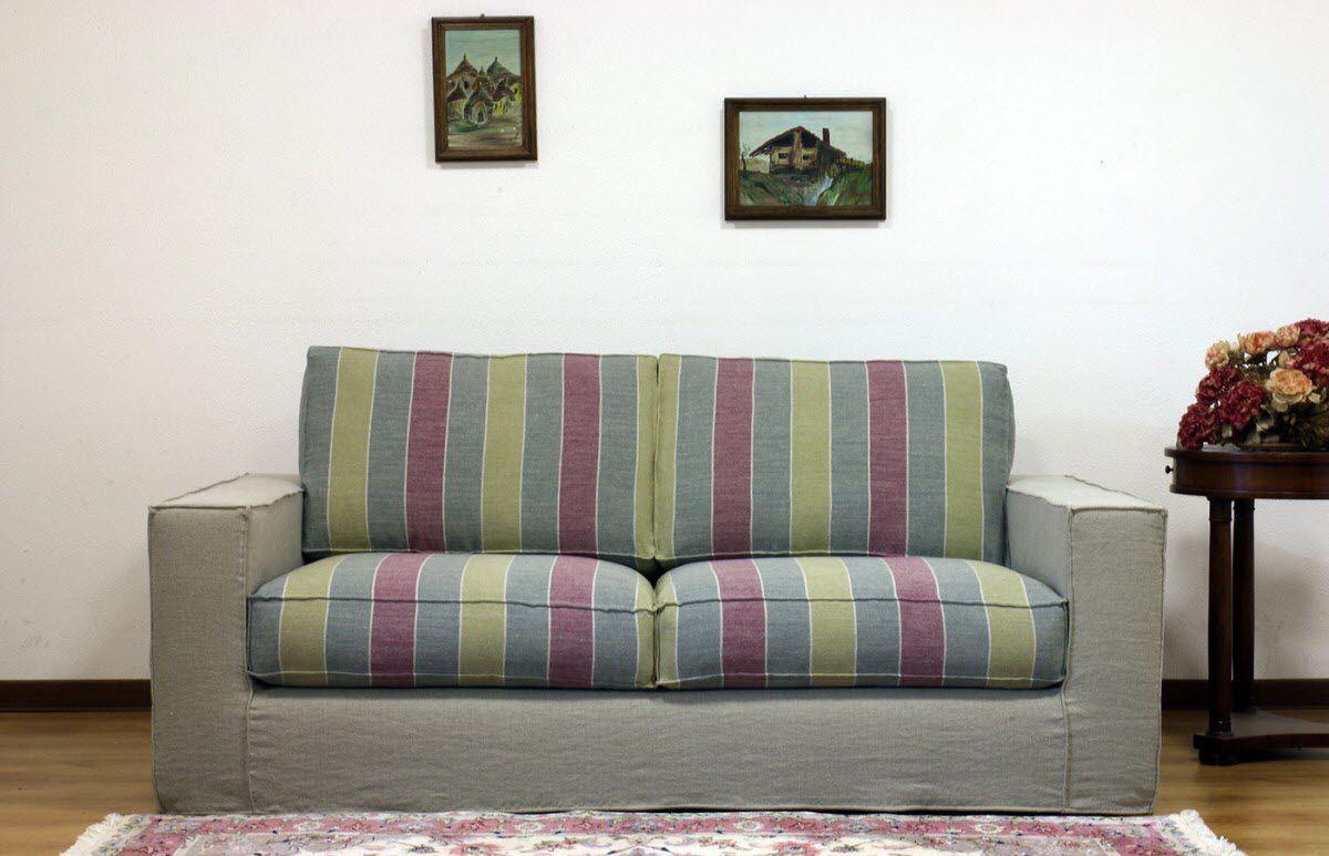 Modular Sofa Contemporary Fabric 2 Person Zoe Vama