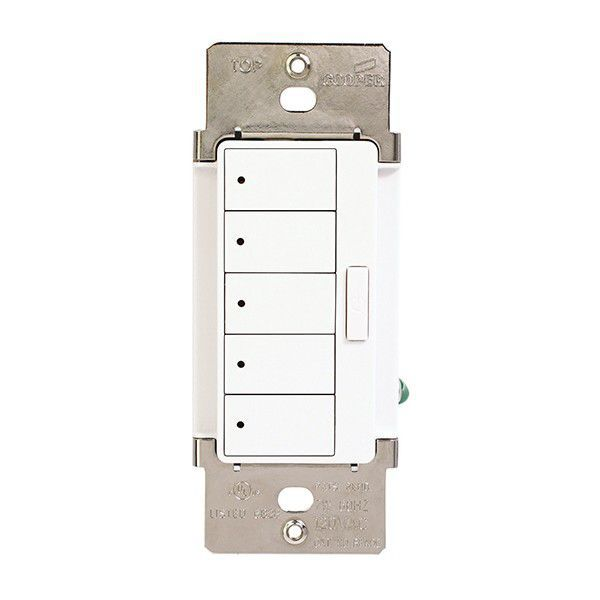 Home automation system control keypad / for lighting / wall-mounted