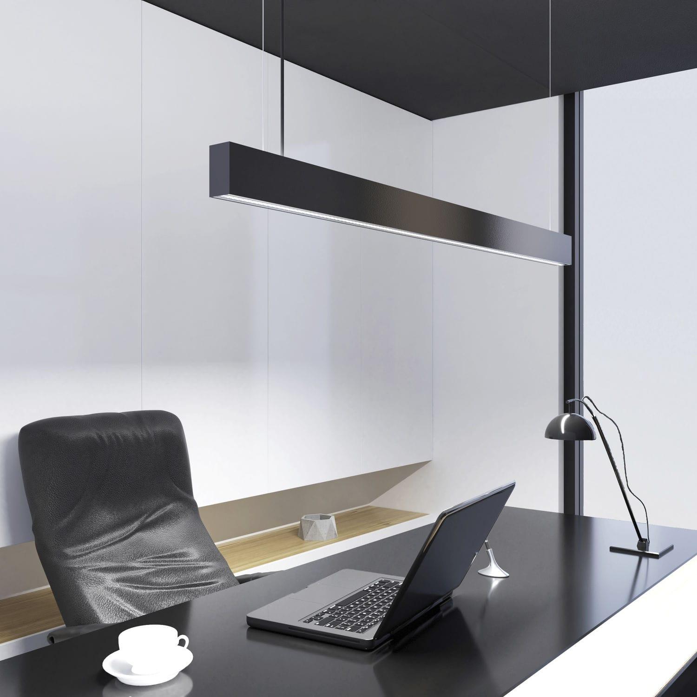 Hanging Lighting Profile Lean