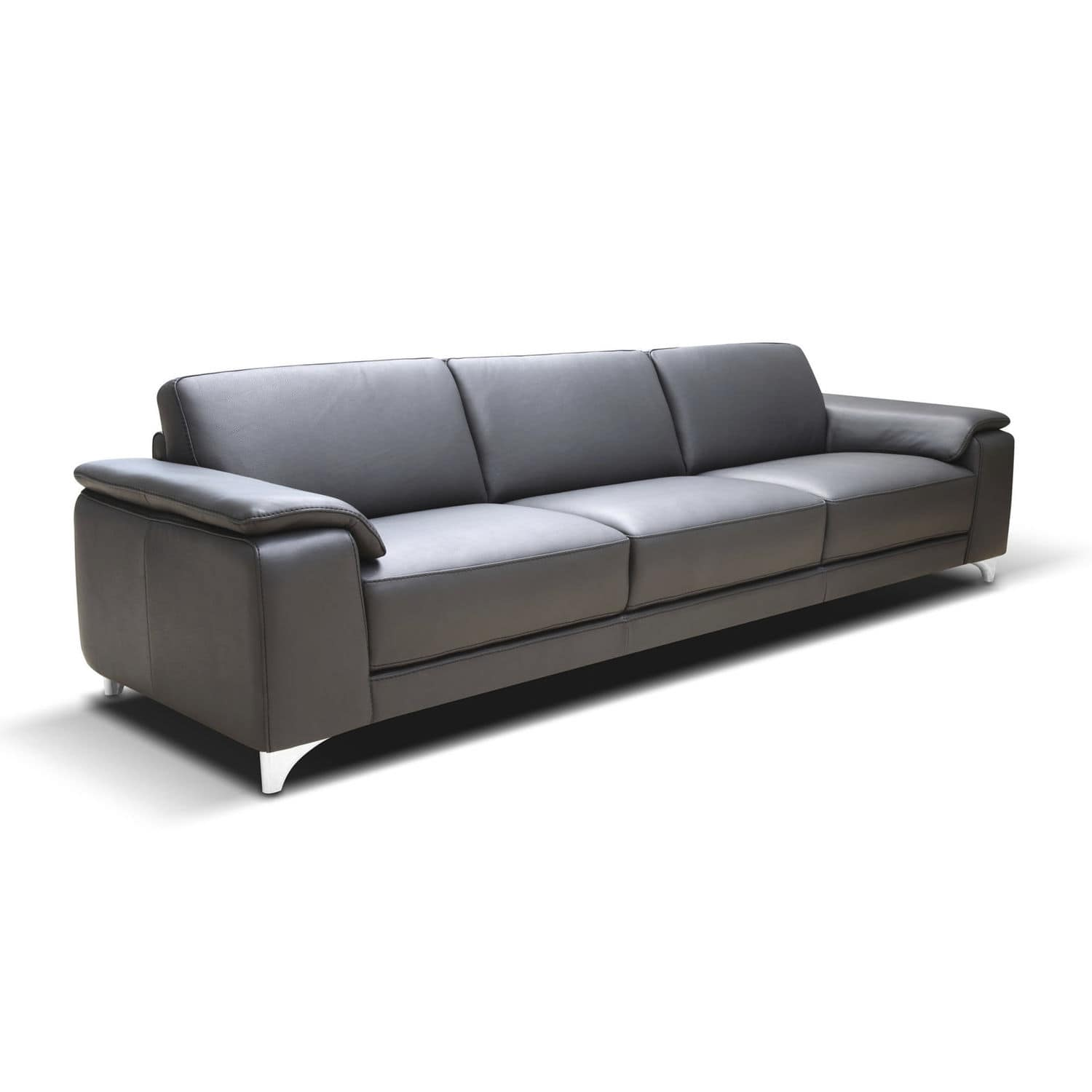 Contemporary Sofa Leather History Rossini