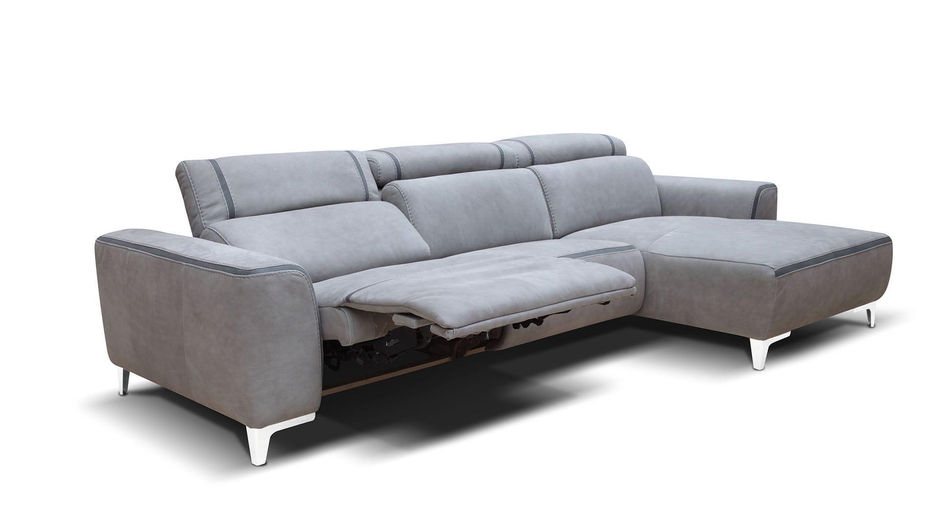 Contemporary sofa / fabric / reclining - ARES - Rossini