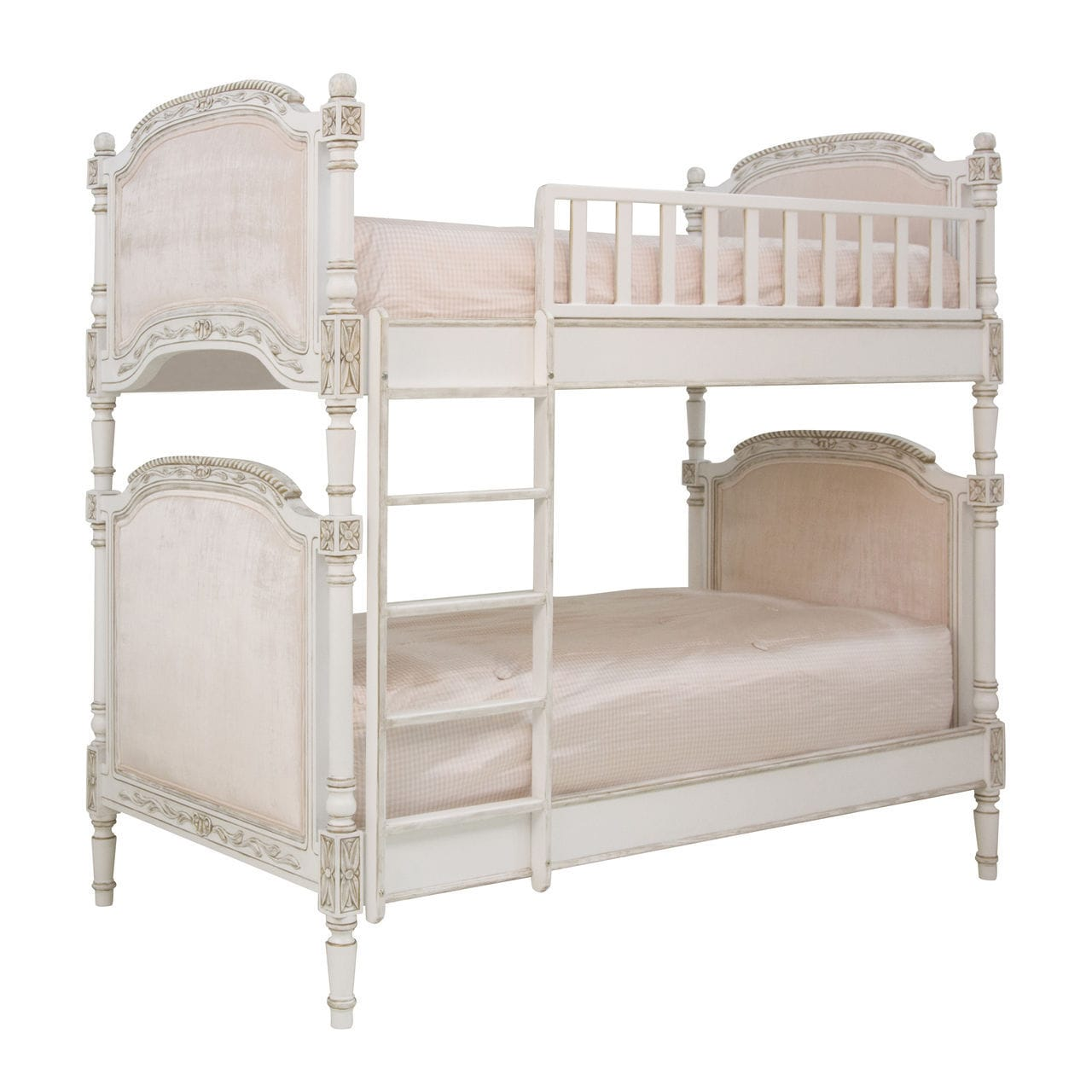 Bunk Bed Josephine Afk Single Traditional Upholstered
