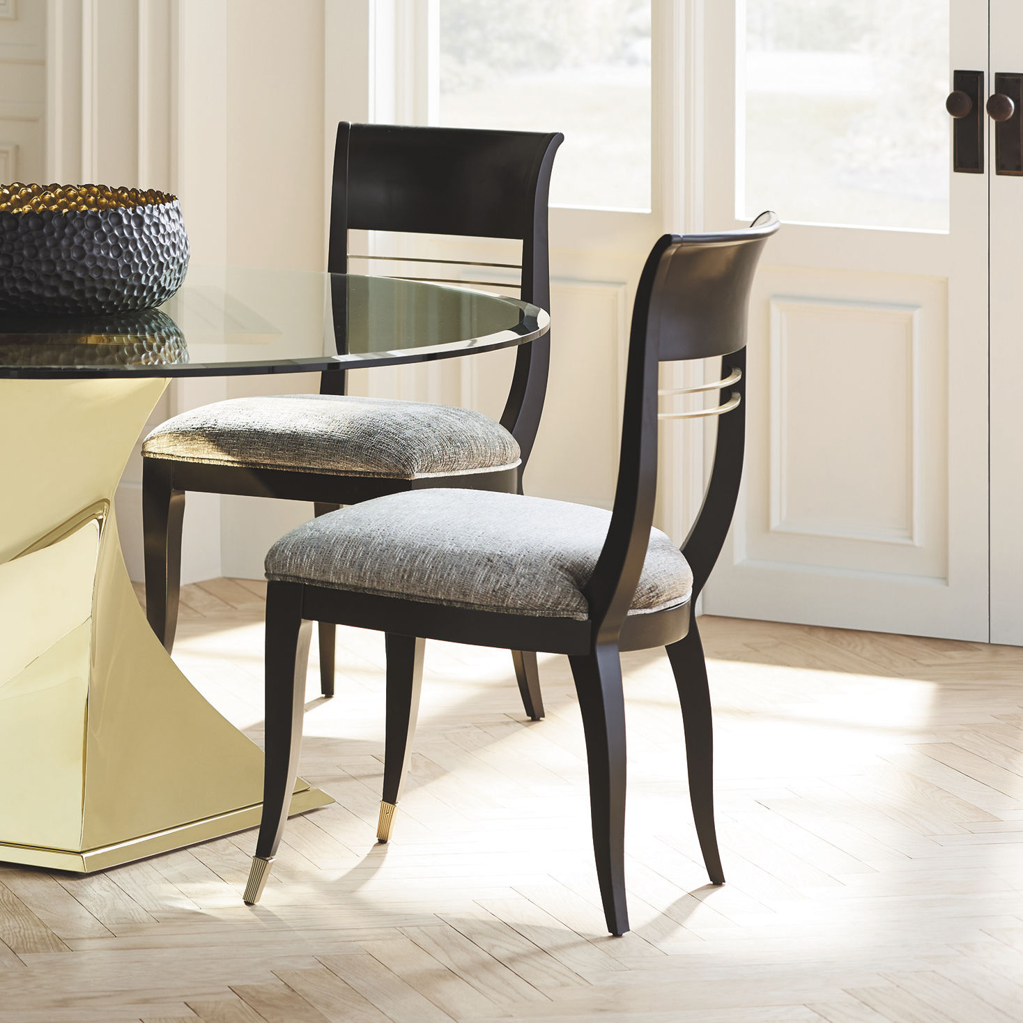 Dining Chair Caracole Clic