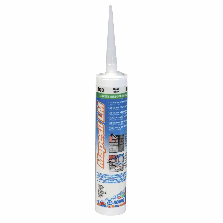 Elastic sealant / silicone resin / leak-proofing - MAPESIL