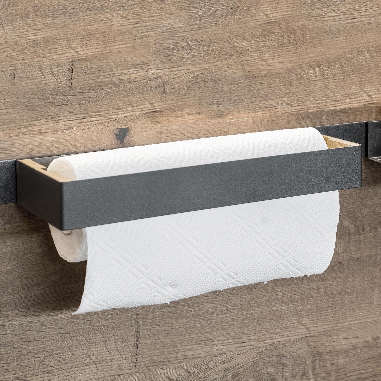 Wall Mounted Paper Towel Dispenser Magnetic 3s Design Steel