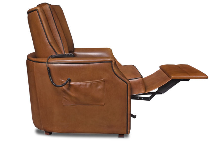 Magnificent Traditional Armchair Leather Reclining High Back Onthecornerstone Fun Painted Chair Ideas Images Onthecornerstoneorg
