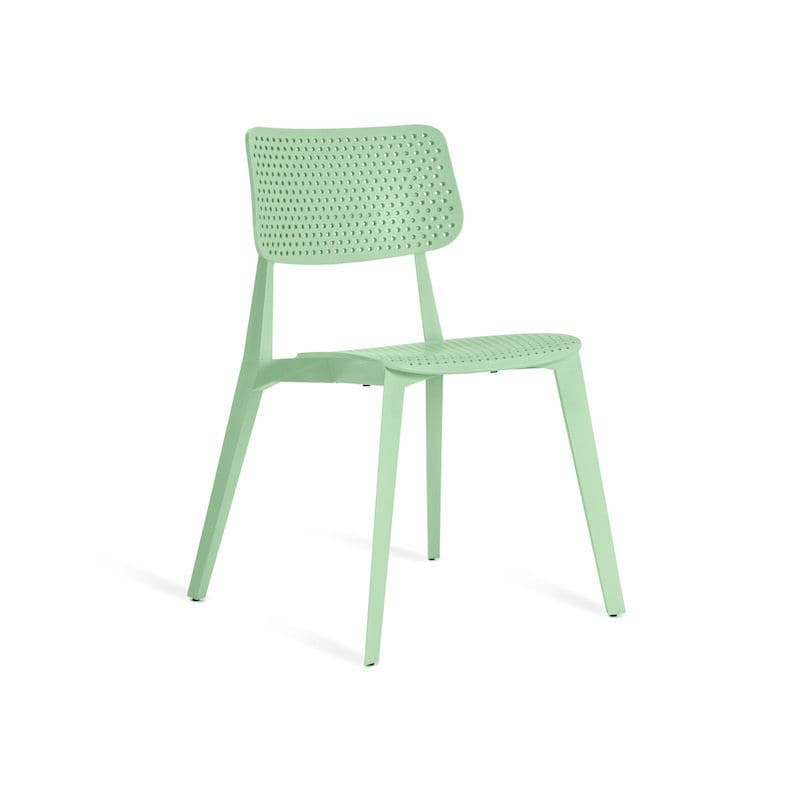 Sensational Contemporary Dining Chair Stackable Polypropylene Gmtry Best Dining Table And Chair Ideas Images Gmtryco