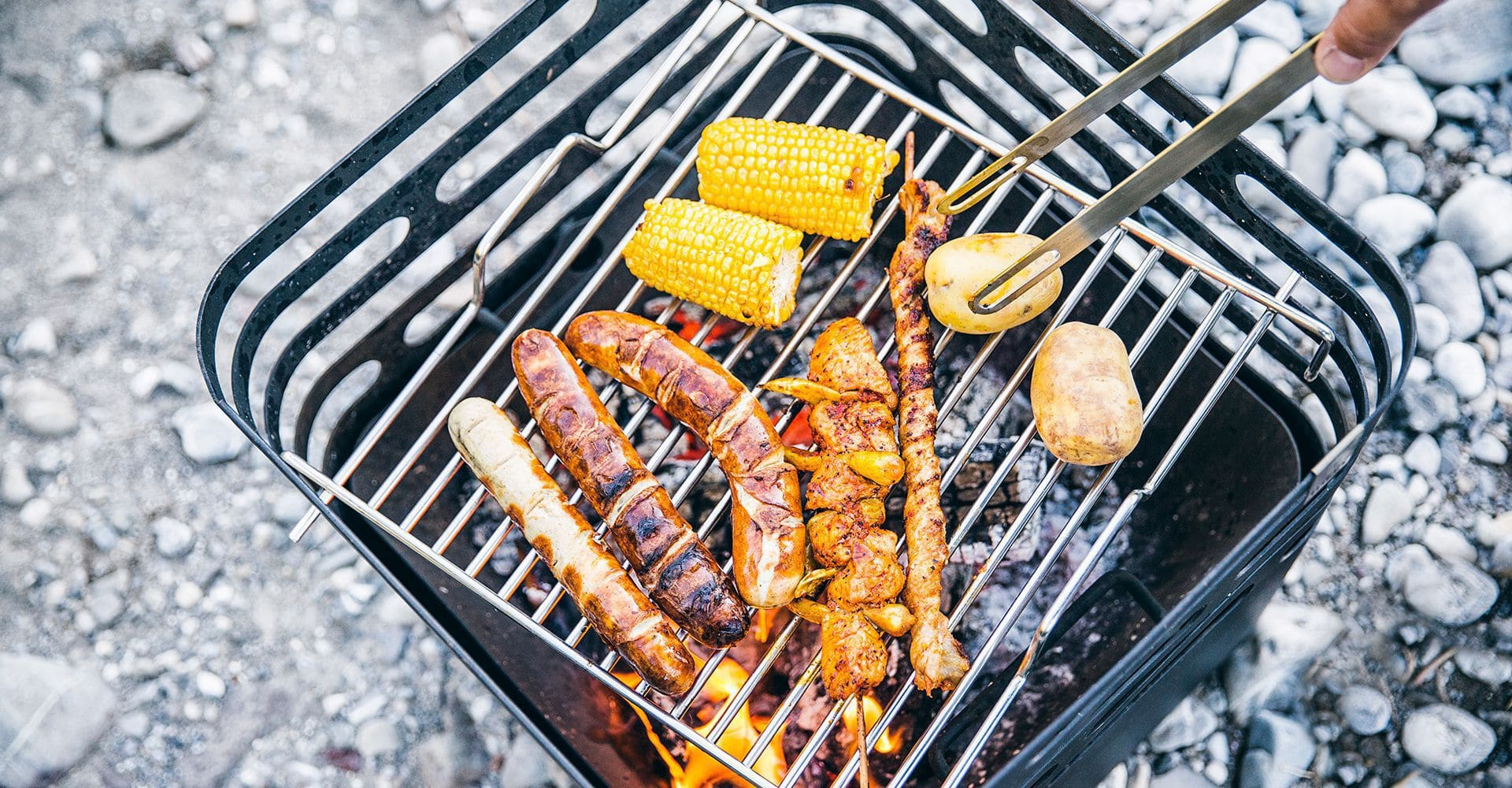 sold worldwide huge sale the latest Wood-burning barbecue / free-standing / stainless steel ...