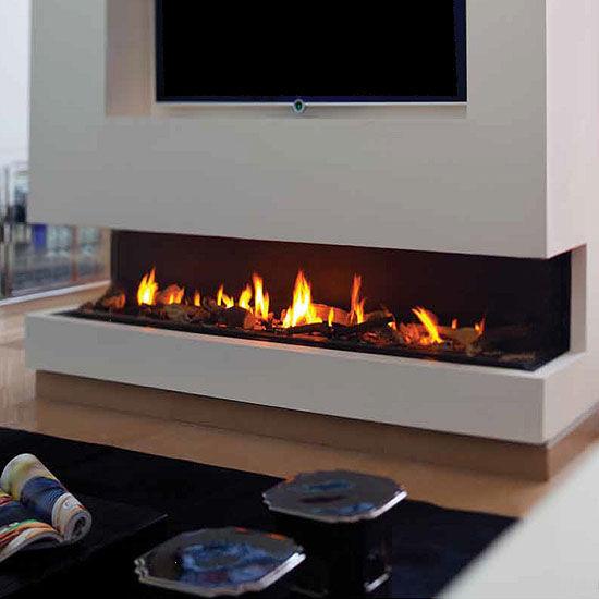 Gas fireplace - OPEN FIRE - Chimeneas Campos S.L ...