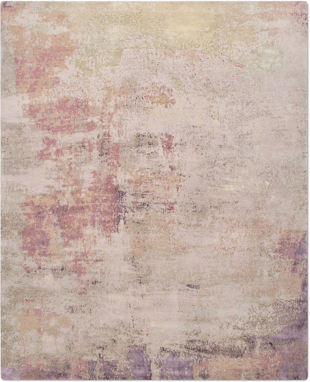 Contemporary Rug Abstract Elements