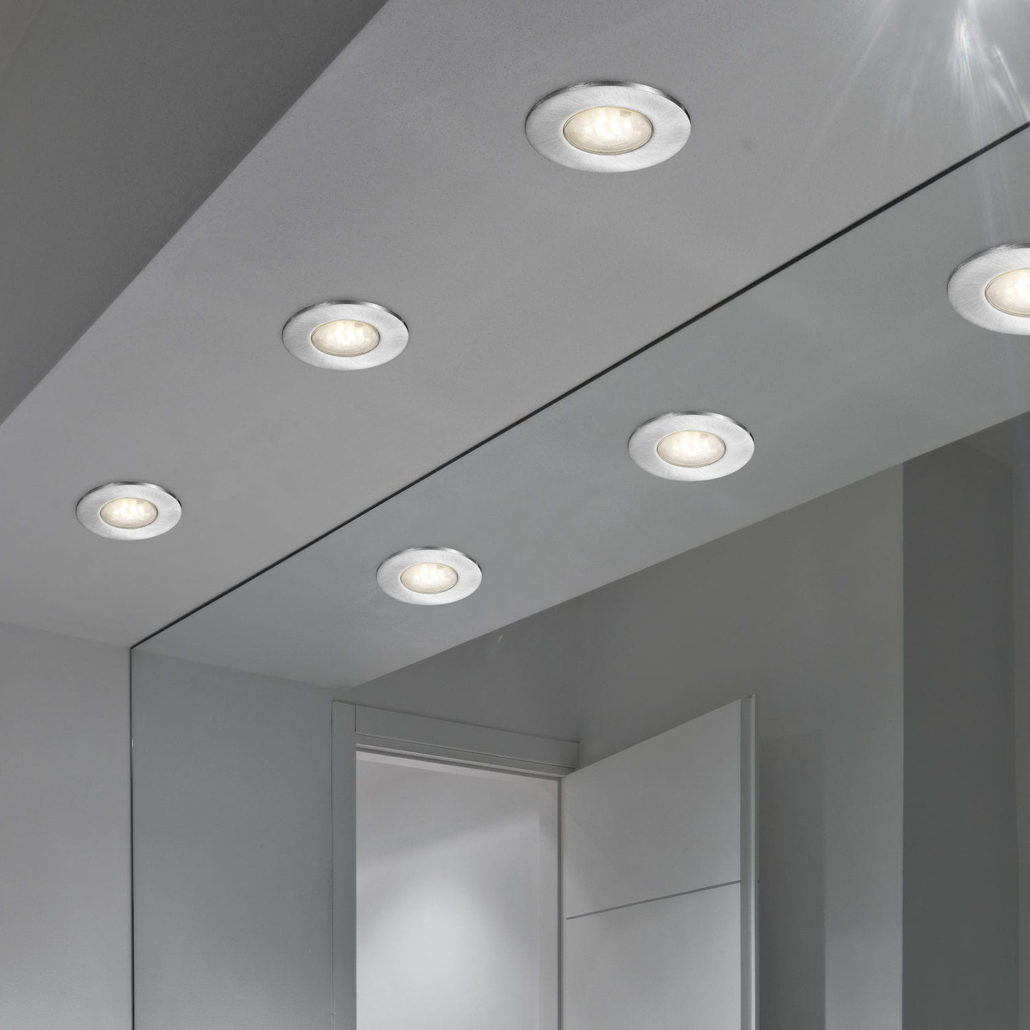 Recessed Ceiling Downlight Compo