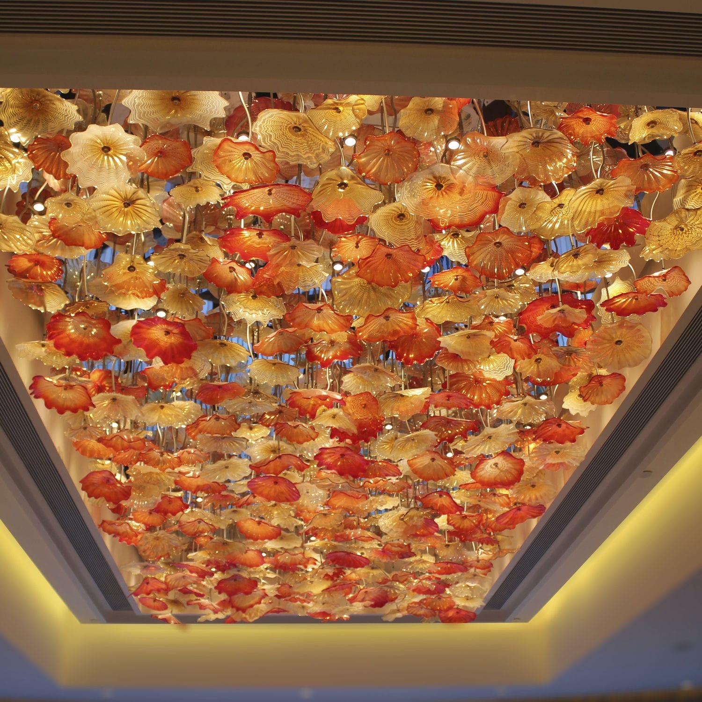 Original Design Ceiling Light Bespoke