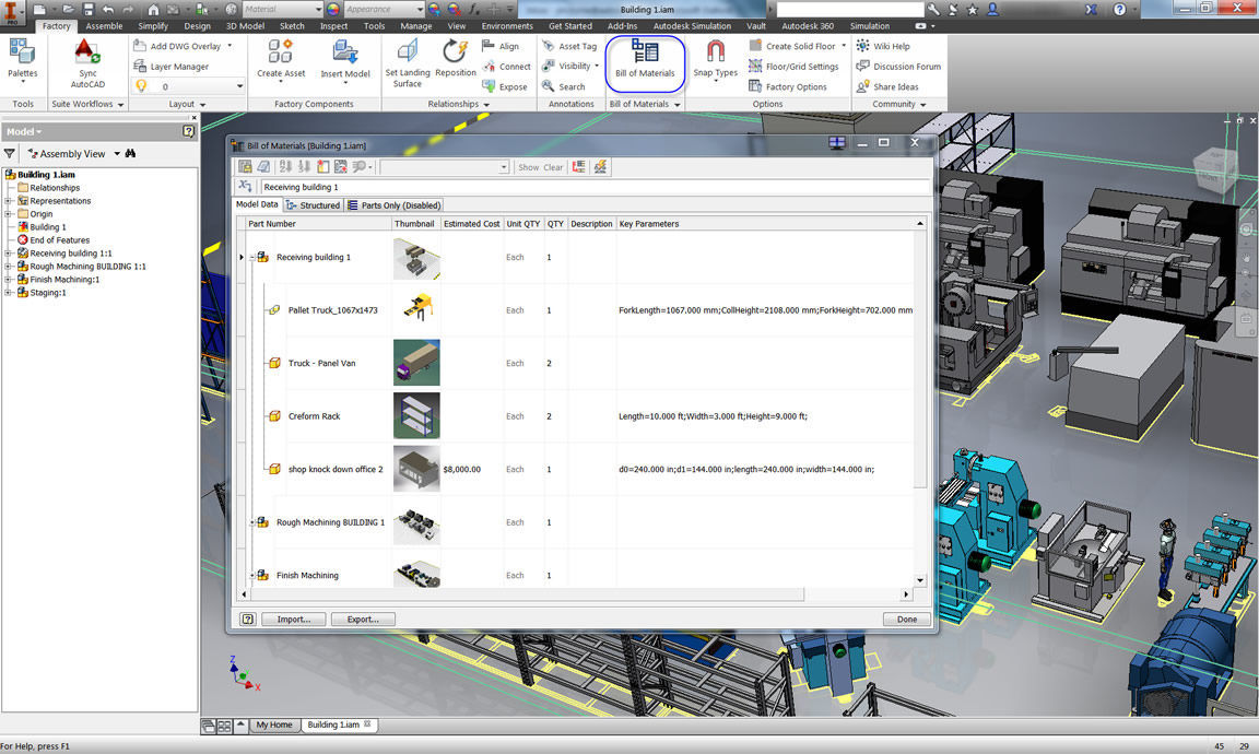 Cad Software Factory Design Suite Autodesk Analysis For Building Automation Systems